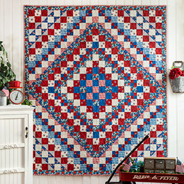 How to Make the Trip Around the World Quilt