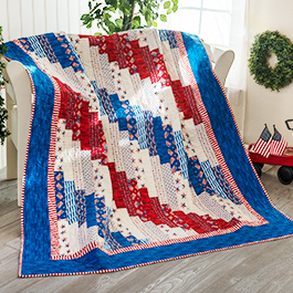 How to Make the Standing Strong Quilt