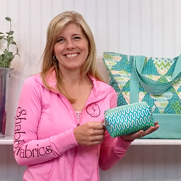 How to Make a Zippered Box Pouch