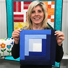 Learn to Quilt - Block 6