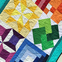 Learn to Quilt - Borders and Finishing