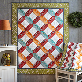 Tips for Making the Home & Away Quilts