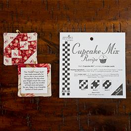 How to Make a Pocket Prayer Using the Cupcake Mix Recipe