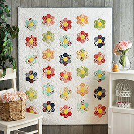 How to Make a Hexi Honeycomb Quilt