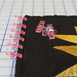 How to Finish a Self-Binding Quilt