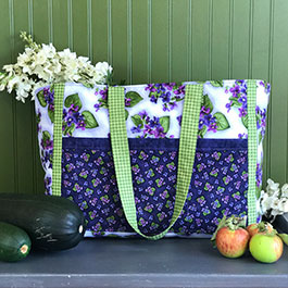 How to Make a Large Market Tote