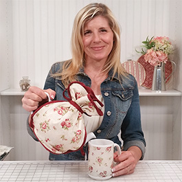 How to Make a Teapot Cozy