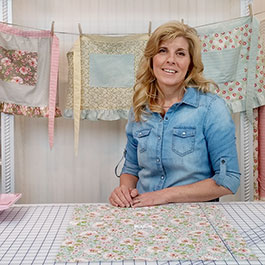 Country Kitchen: How to Make a Ruffled Apron