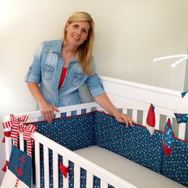 How to Make Crib Bumpers