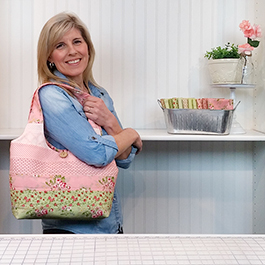 How to Make a Reversible Jelly Roll Bag