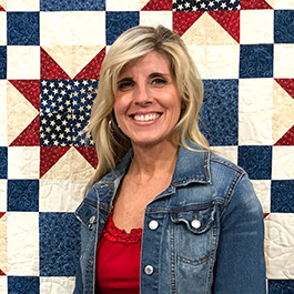 How to Make a Road to Oklahoma Quilt Block