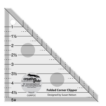 Creative Grids Folded Corner Clipper Tool
