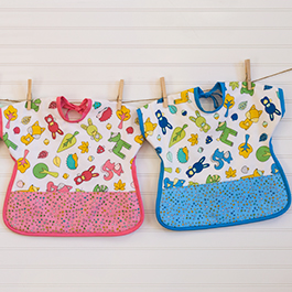 How to Make The Ultimate Toddler Bib