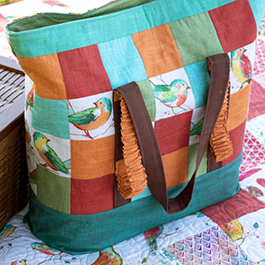 How to Make a Picnic Tote
