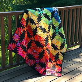 How to Make a Pineapple Quilt Block