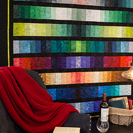 How to Make a Spectrum Quilt