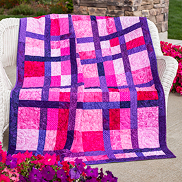 How to Make the Plaid Sash-ay Quilt Block