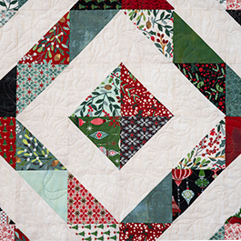 Tips for Making Half Square Triangles + FREE Quilt Pattern