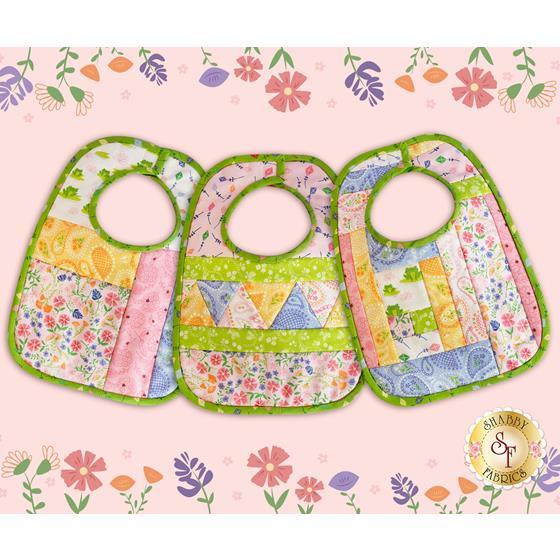 Tips for Making June Tailor Quilt As You Go Baby Bibs