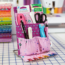 Make a Sewing Organizer with the Sew Organized Kit