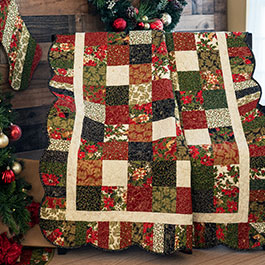 How to Add Scalloped Borders to a Quilt