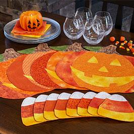 Table Glitz Series - October